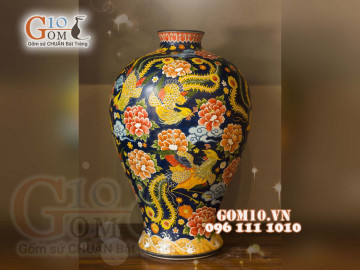 Top các sản phẩm gốm sứ trang trí phòng khách thêm sang trọng và đẹp mắt