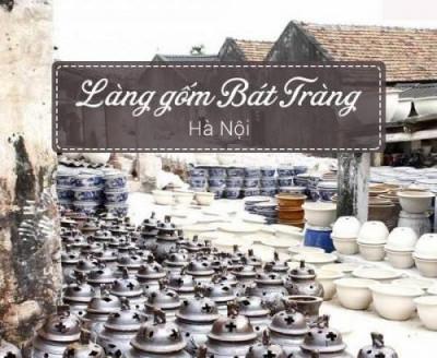 Lộ trình xe buýt từ Hà Nội đến Bát Tràng