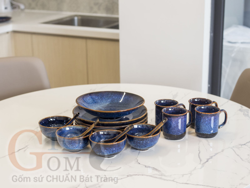 Gốm 10 ký hợp đồng với Ecopark trở thành đối tác cung cấp nội thất gốm sứ cao cấp cho hàng trăm căn hộ kiểu Nhật 7