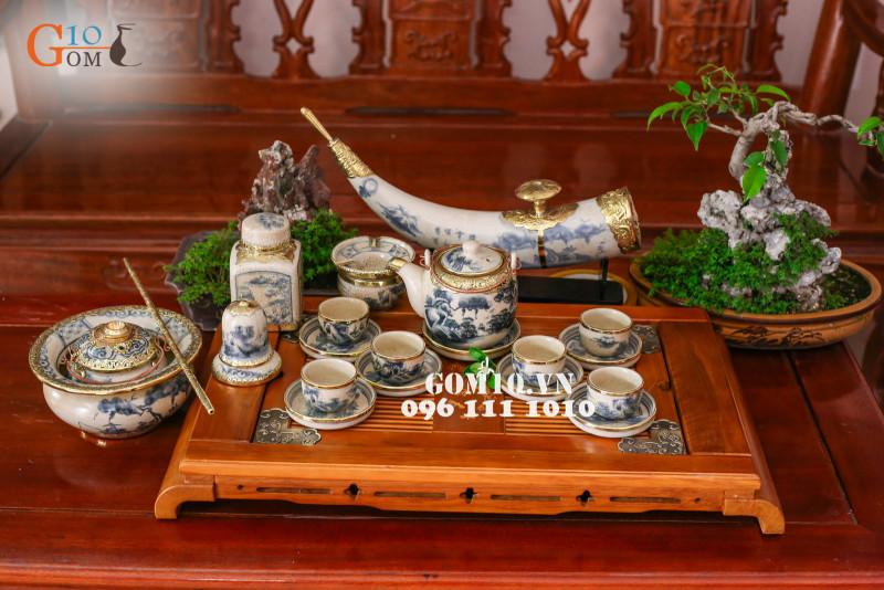 Khay trà gỗ bền đẹp - Tạo sự khác biệt cho riêng bạn 1