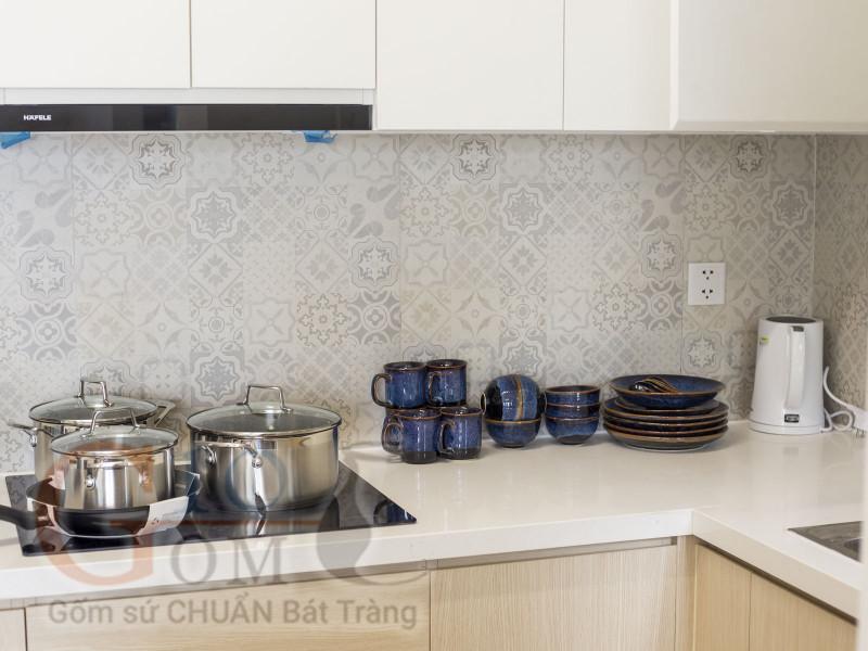Gốm 10 ký hợp đồng với Ecopark trở thành đối tác cung cấp nội thất gốm sứ cao cấp cho hàng trăm căn hộ kiểu Nhật 8