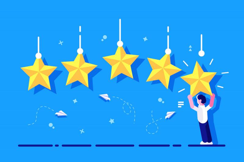 Tin tưởng vào đánh giá 5 sao – người tiêu dùng đang đặt niềm tin sai chỗ? 1