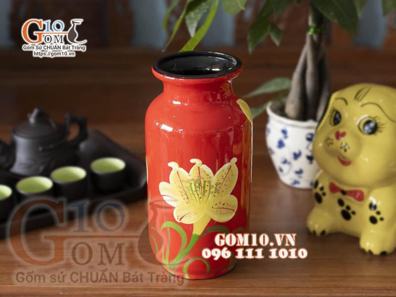 Mua lọ hoa giá rẻ, đẹp, chất lượng gốm sứ Bát Tràng ở đâu? 3